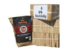 24 kg Anfeuerholz,Anmachholz,Anzündholz,Kaminholz + 50 Bio-Anzünder BlackSellig