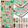 For Huawei Enjoy 7S/P Smart TPU Rubber Case Cover Cute Soft Back Protective Skin