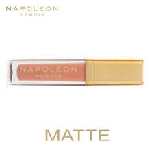 SAVE $5 - Napoleon Perdis Signature Lip Gloss - I WANT MORE - matte nude