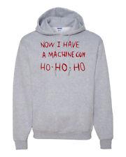 Die Hard Now I Have a Machine Gun Ho ho ho Unisex Hoodie Sweatshirt