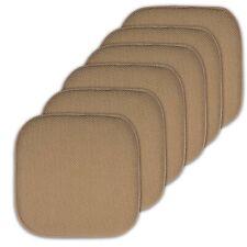 Dining Room Chair Cushions Memory Foam Pad Home Decor Patio Soft Honeycomb