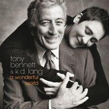 Tony Bennett and Kd Lang - A Wonderful World [CD]