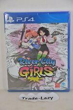 NEW PS4 River City Girls (HK, Chinese/ English/ Japanese)