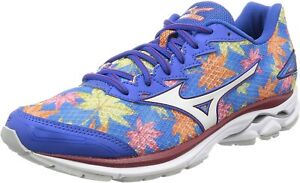 MIZUNO WAVE RIDER 20 J1GC1708 Blue / White / Red