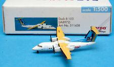 Herpa 511438: RAC Dash 8-103, Reg. JA8972, Maßstab 1:500 [C30]