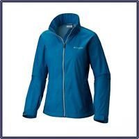 NWT Columbia Women/'s Plus Switchback ll Hooded Rain Jacket Packable