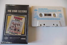 THE STAR SISTERS K7 AUDIO TAPE CASSETTE BOOGIE WOOGIE BUGLE BOY.
