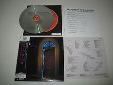 DEEP PURPLE/THE HOUSE OF BLUE LIGHT(POLYDOR/POLH 32)CARDBOARD JAPAN CD + OBI