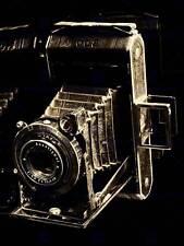 Fotografía composición Retro cartel del obturador de cámara Lente Art Print BB12644B