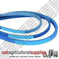 WESTWOOD H-DUTY DRIVE BELT 229503400 229503401 HYDROSTATIC AXLE MADE WITH  KEVLAR