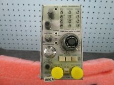 Tektronix 7b92a Dual Time Base