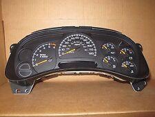 2006 2007 Chevy Silverado GMC Sierra 1500 2500 3500 Truck Speedometer Cluster
