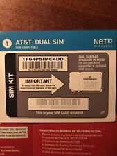 At&T Dual Sim For Net10
