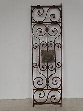 N5034 Fenstergitter ~ Balkongitter ~ Rankgitter Jugendstil Zaun Element um 1910