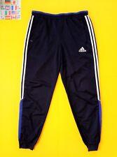 ADIDAS - pantaloni pants tuta uomo[F174 GB36/40 BLU]