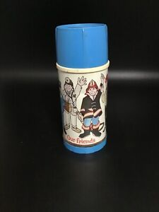 1973 SUPER RARE OUR FRIENDS LUNCHBOX THERMOS ONLY