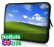 "D26 Windows XP desktop 10"", 10.1"", 10.2"" tablet ipad Notebook Sleeve Soft Case"