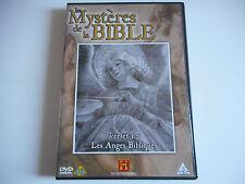 DVD NEUF - LES MYSTERES DE LA BIBLE / VERSET 1.3 LES ANGES BIBLIQUES - ZONE 2