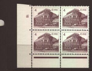1982 Architecture Corner Block 4p CCP1/gC1 CB 1B p1, D108