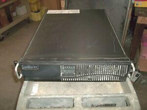 EATON POWERWARE PW9125 3000U POWER SUPPLY 103002717-6591 72 VDC INPUT (M8)