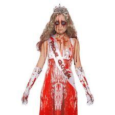 Sanglant Reine Du Bal Kit Halloween Gore Horreur Tâches de Sang Déguisement