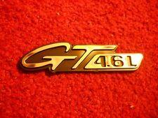 NEW 1996 1997 1998 FORD MUSTANG GT 4.6L 4.6 FENDER OR TRUNK DECKLID EMBLEM