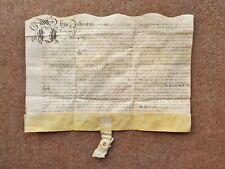 More details for 1683 coleshill warwickshire 17th century vellum deed document indenture