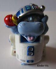 "Kinder Hippo Star Wars ""Das Hipperium Spielt verrückt"" de 2002 Erzwo Hippo"