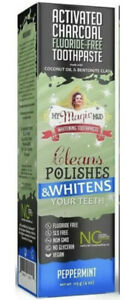 My Magic Mud Charcoal Teeth Whitening Toothpaste Peppermint