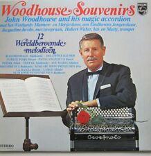 JOHN WOODHOUSE & HIS MAGIC ACCORDEON - WOODHOUSE SOUVENIRS -  LP
