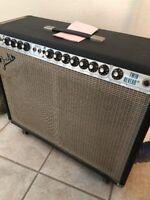 Fender Twin Reverb Amplifier vintage Mid 70's Silverface 1976