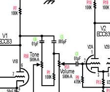 Marshall 18w Tube Amplifier Schematic Diagram parts value pdf