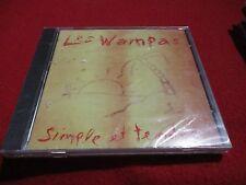 """CD NEUF """"SIMPLE ET TENDRE"""" Les Wampas"""