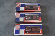 Lot 3 JOUEF 6250 Wagon Car Train HO MARCHANDISES EUROP SNCF -  emballage