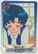 Sailor Moon SuperS - Graffiti Card (Part 7) - 1995 - Sailor Mercury #282