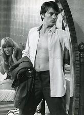ALAIN DELON 70s VINTAGE PHOTO ORIGINAL #3