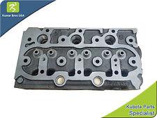 New Kubota B6100D B6100E B6100HST-D B6100HST-E Cylinder Head