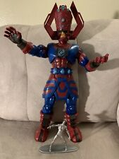 "Marvel Universe 19"" Galactus & 3.75"" Silver Surfer - Action Figure loose"