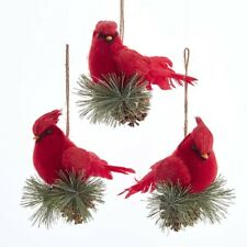 Red Cardinal Ornaments