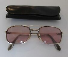 Vintage AMERICAN OPTICAL Sunglasses 12k Gold gf Gold Frames PILOT Glasses Frames