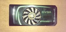 Lüfter + Kühler für EVGA GeForce GTX 550 Ti / Fan + Cooler