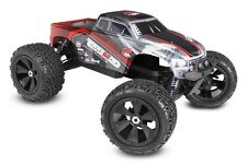 1:8 Terremoto V2 RC Monster Truck 4WD Brushless Electric Motor 2.4GHz Red New