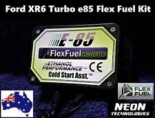 Ford XR6 Turbo E85 Flex Fuel Conversion Kit * BA BF FG Faclon Ethanol Injector *