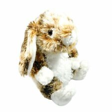 Dan Dee Collectors's Choice Plush Bunny Rabbit Brown Multicolor Stuffed Animal