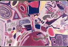 """diapositive n82 Corneille ,"""" Composition """", 1964, Paris, coll. Gal. Mathias Fels"""
