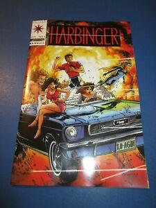 Harbinger #1 Facsimile Reprint low Print Run NM gem Wow
