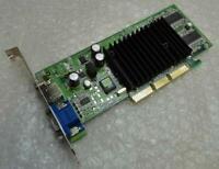 64MB MSI 5187-3706 MS8917H1-100-M05 VGA / TV Out AGP Video Graphics Card