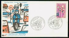 Mayfairstamps France FDC 1968 Traffic Signs First Day Cover wwe_82185