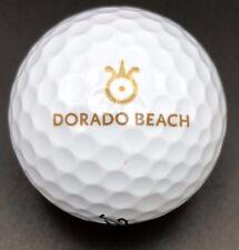 Dorado Beach Logo Golf Ball (1) Titleist Velocity Preowned