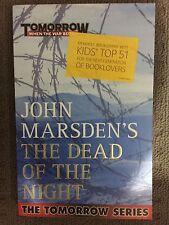The Dead of The Night, John Marsden (PB) #2 The Tomorrow Series